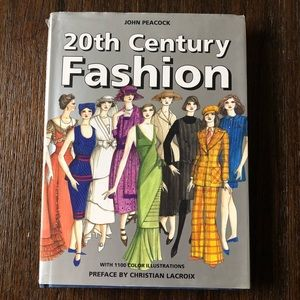 🔥 20th Century Fashion by John Peacock